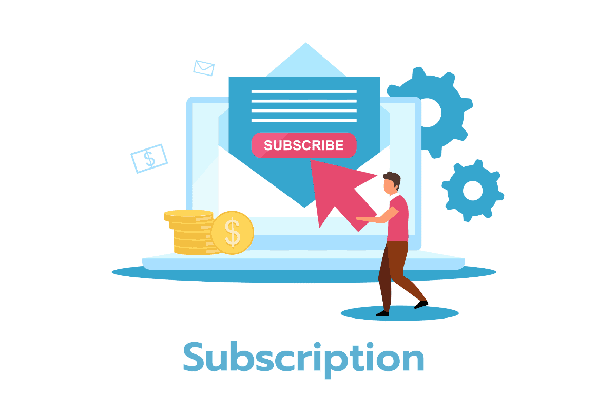 subscription business model