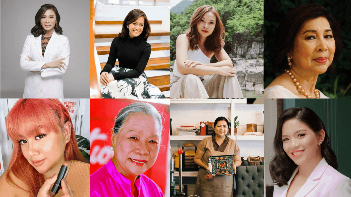 Filipina Pride: 8 of the Most Successful Business Women in the Philippines