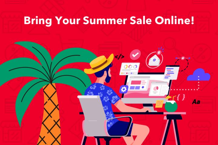 summer sale online